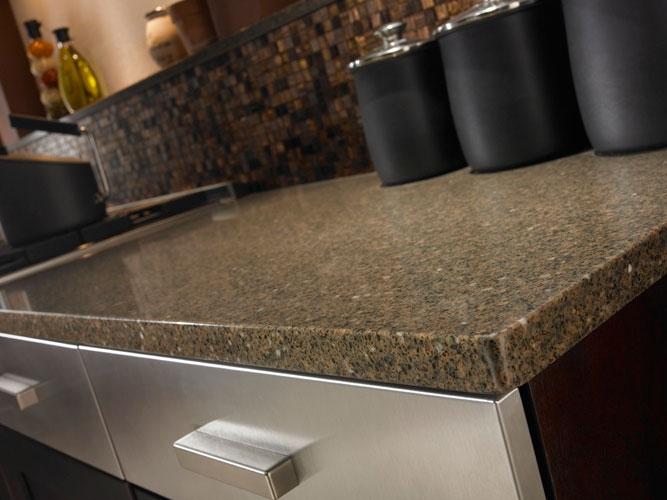 Zodiaq Countertop Reviews : Surface Quartz Kitchen Countertops Arrowhead Supply Kitchen ...