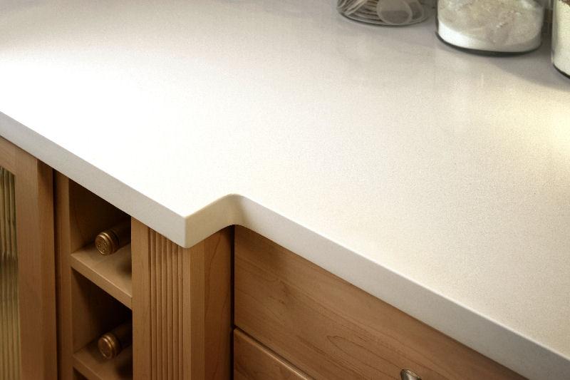 Zodiaq Countertop Materials : Zodiaq Quartz Snow White Zodiaq Snow White Residential