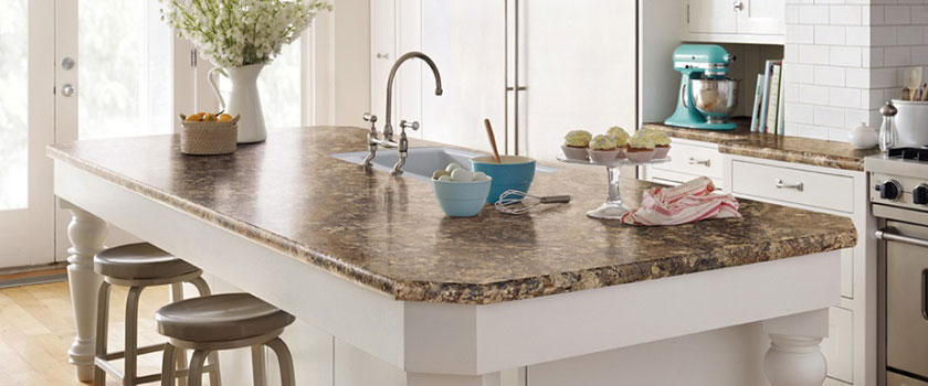 Laminate Countertops Are Now Available In Hundreds Of Colors And Patterns  With Dozens Of Textures To Choose From. We Offer Nearly 20 Edge Styles In  Laminate ...