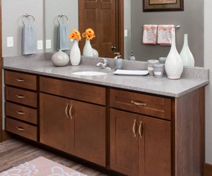 Kountry Wood Bathroom Vanities